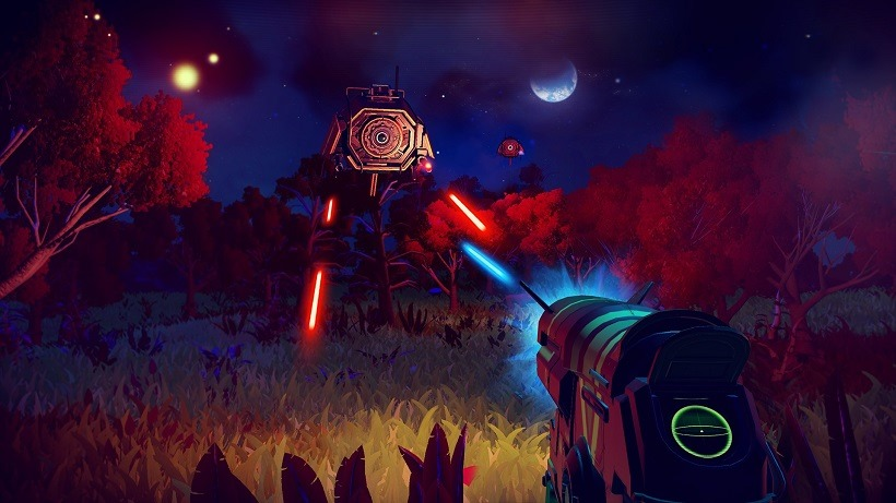 NMS lasers