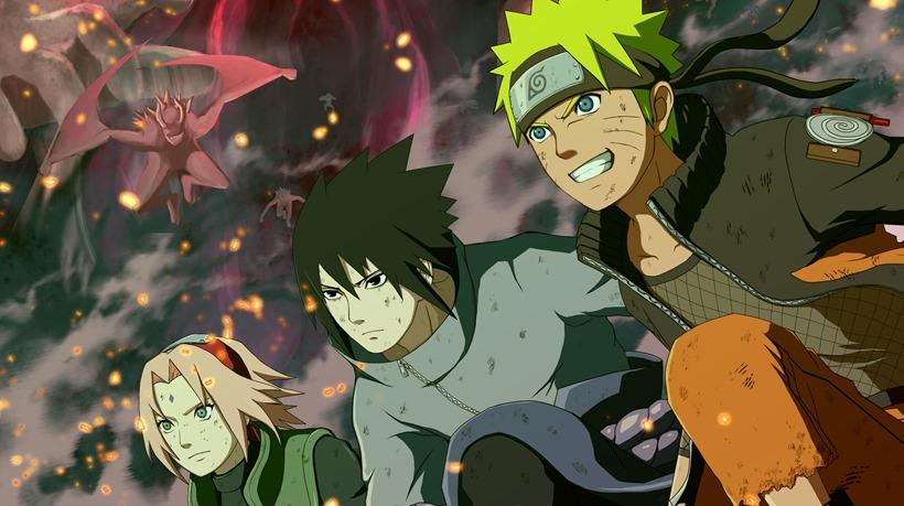 Naruto Shippuden Ultimate Ninja Storm 4 has a massive roster of