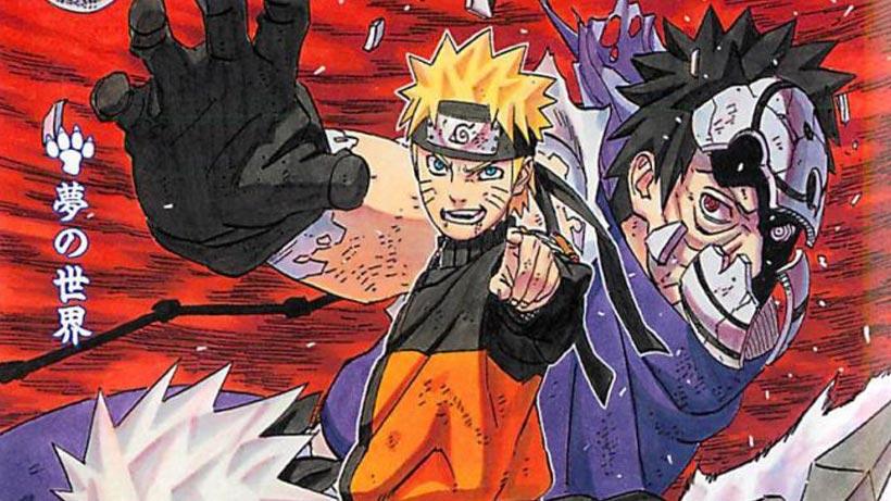 Naruto-manga