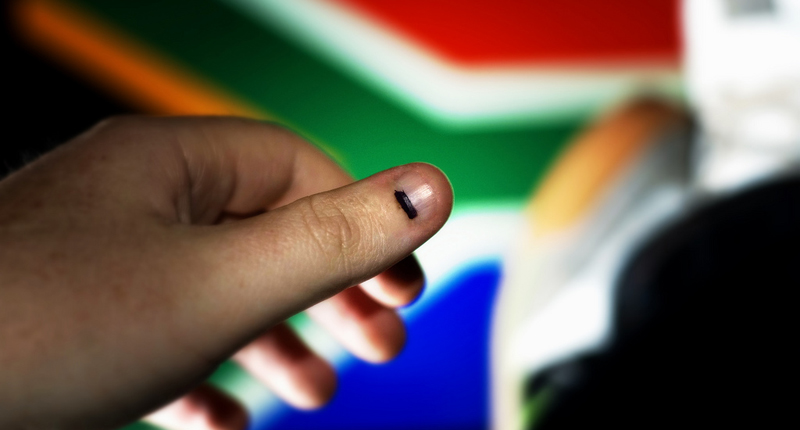 SA vote