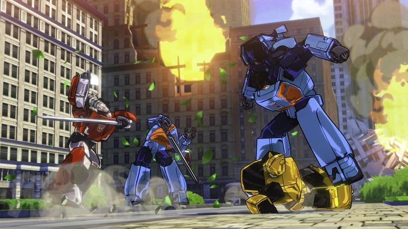 Transformers Devastation Gamescom Preview 1