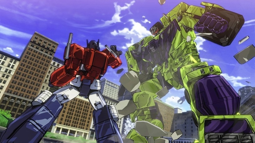 Transformers Devastation Gamescom Preview 3