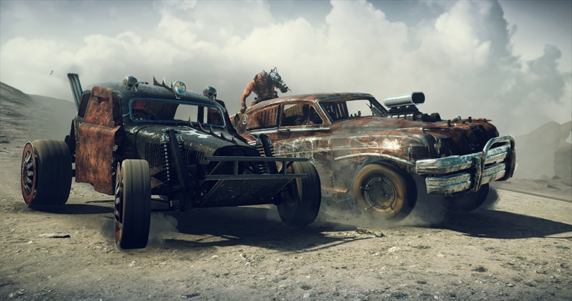 Mad Max Vehicle Location Guide Critical Hit