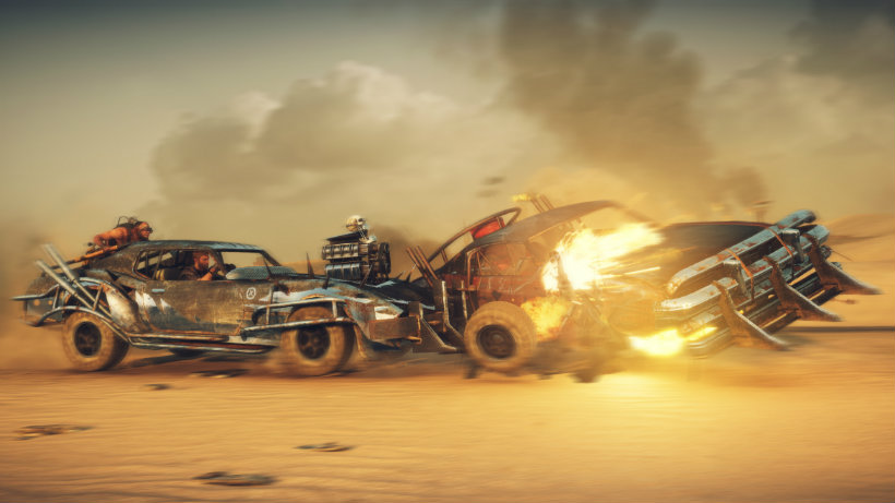 Mad max game 1