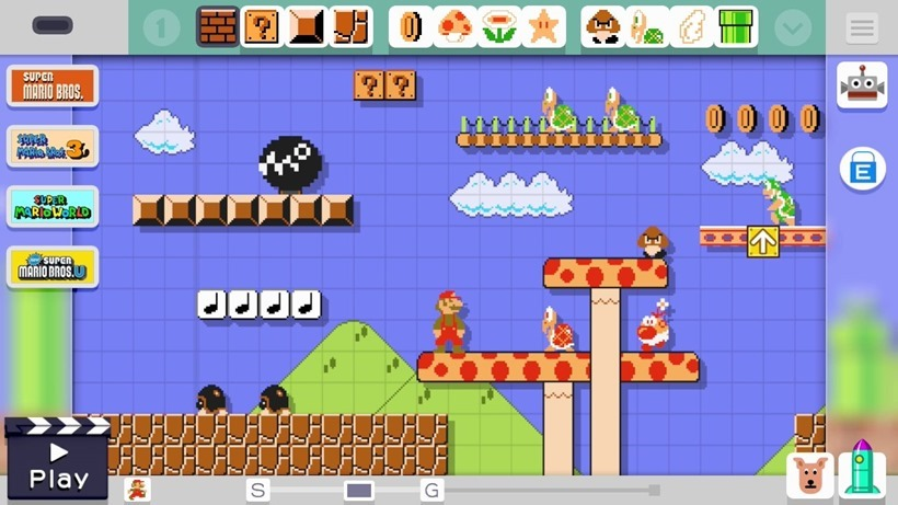 Super Mario Maker Review 5