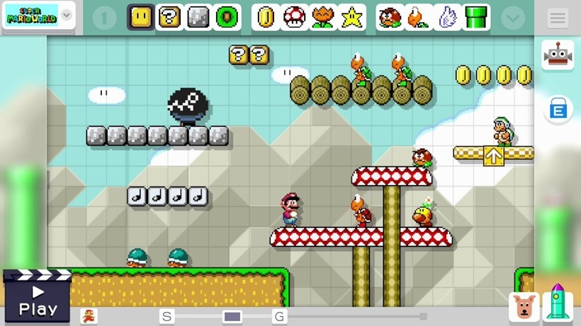 Super Mario Maker Review 3