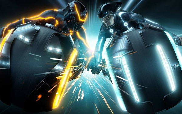TRON LEGACY sequel boots up with a new writer Jesse Wigutow 9
