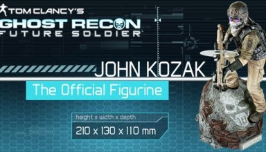 And the winner of the Ghost Recon Future Soldier Figure is… 3