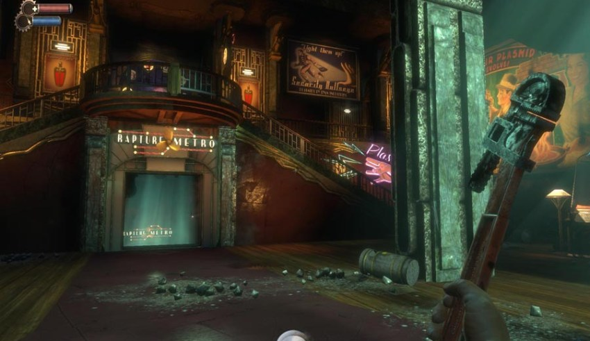 Gamers Claim BioShock Has a Field of View Bug 1