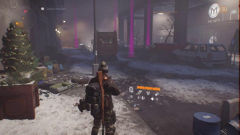 The Division has its own loot and Phoenix Credit cave - Critical Hit