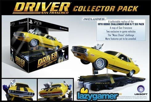 Driver San Francisco Collector S Edition Winner Critical Hit