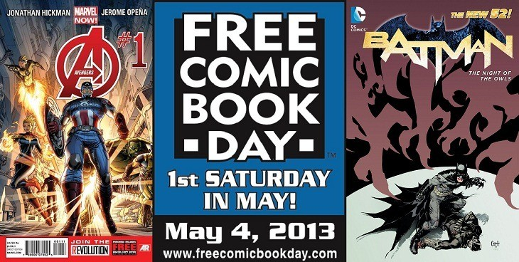Lets support a real comic book event this year 7