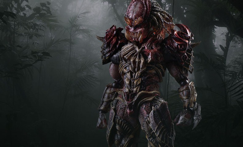 I bet the Play Arts Kai Predator doesn't bleed 3