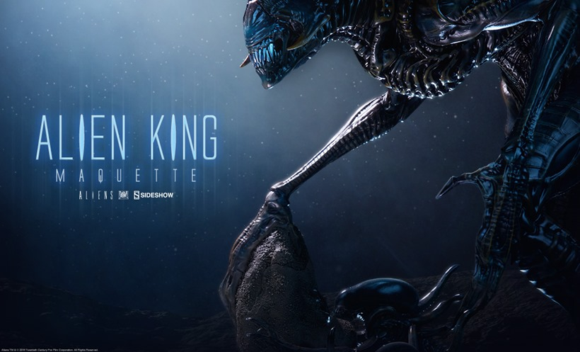 Hail to the Alien King, baby
