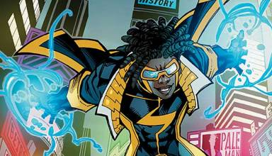 Rumour: Jaden Smith wanted for STATIC SHOCK 4