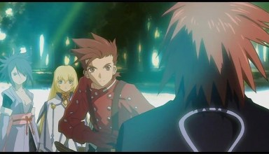 Tales of Symphonia: Chronicles review 1