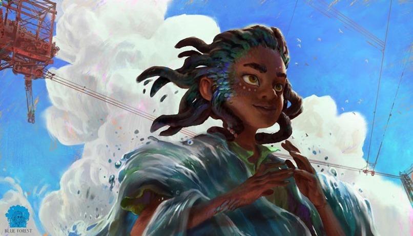 The absolutely stunning Kariba is now on Kickstarter 4
