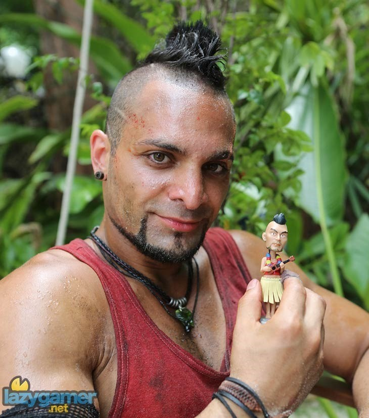 An Interview With Far Cry 3 S Vaas Michael Mando Critical Hit