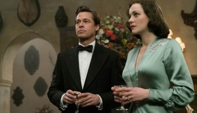 Allied review – An odd, bait-and-switch romantic thriller 1