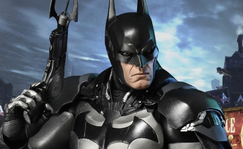 NECA's Batman: Arkham Knight 1/4 scale figure is bloody massive 1