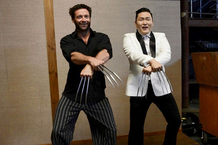 Wolverine's claws have never looked better 8