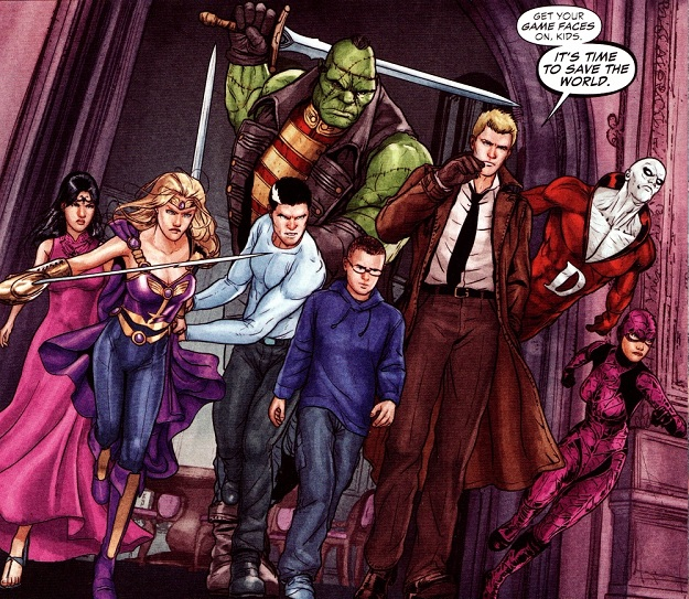 Warner Bros teaming up with Bad Robot to adapt  Justice League Dark into movie and TV series 5