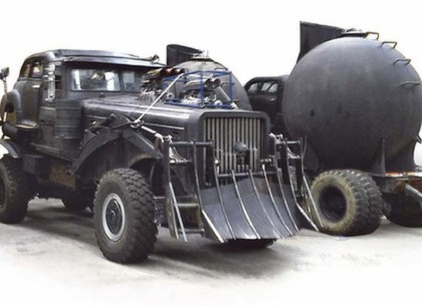 MAD MAX: FURY ROAD starts filming next month 7