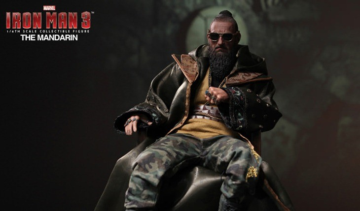 This Mandarin action figure will teach you a lesson 2