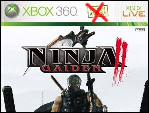 ninja gaiden 2 xbox 360 review