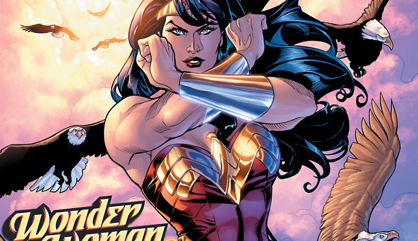 Green Lantern writer is lassoed up for Wonder Woman 7