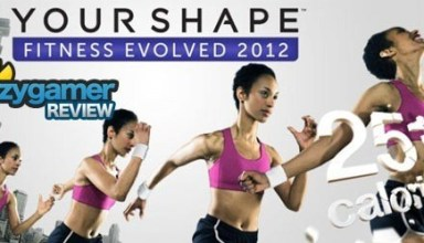 Your Shape: Fitness Evolved 2012 review - Get moving, fatty! 1