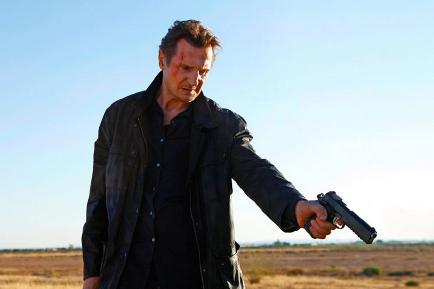 Liam Neeson says he's finally ready to retire from action film roles 4
