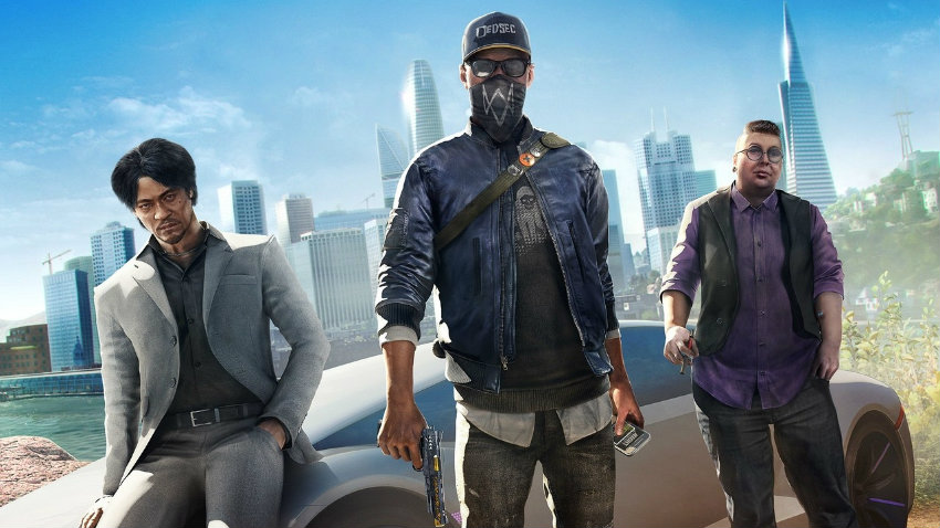 Ubisoft is giving Watch Dogs 2 away for free on Sunday during their livestream event 4