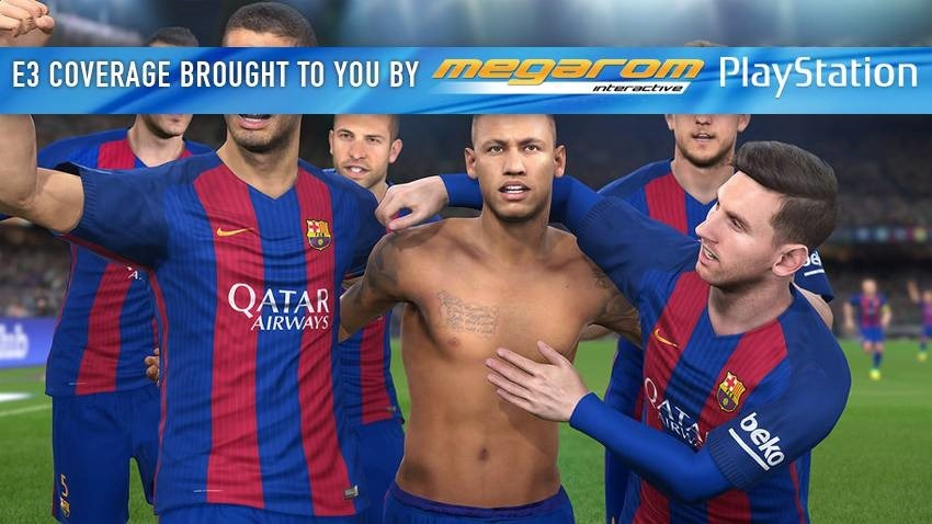PES 2018 is grappling with the struggle of making annualised games feel interesting 5