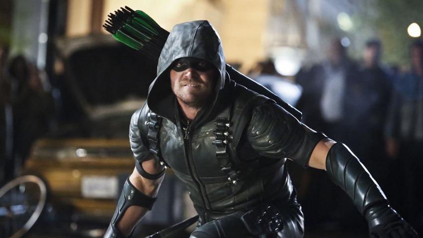 Arrow officially ending after upcoming shorter season 8 5