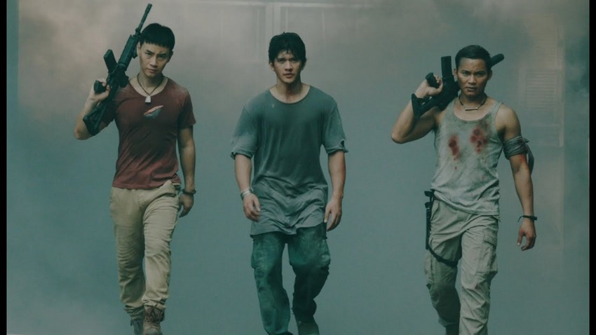 Tony Jaa, Iko Uwais, Tiger Chen and more kick butt in new trailer for Triple Threat! 3