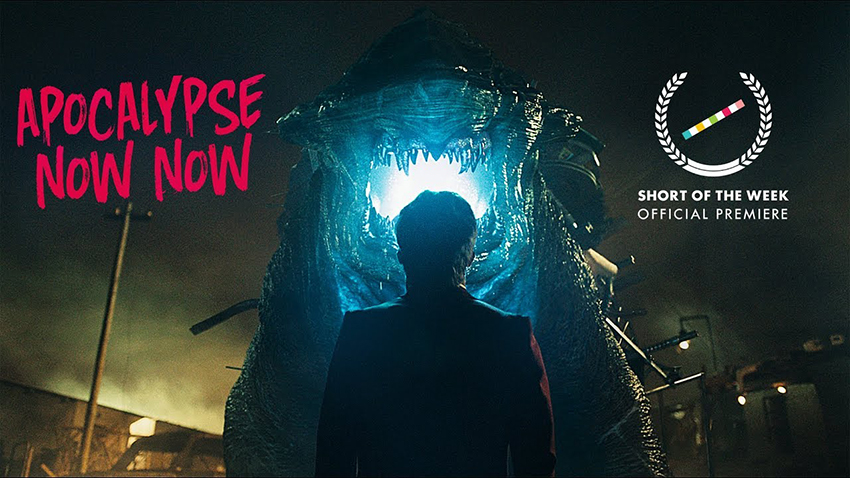Watch the bloody full short film for Apocalypse Now Now... uh, now! 1