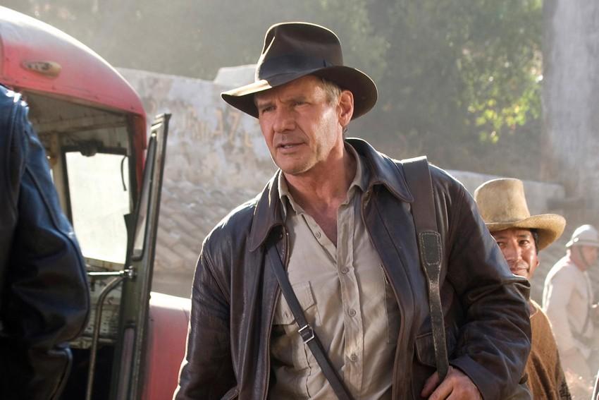 How Logan is helping director James Mangold prepare for Indiana Jones 5 6