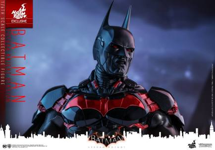 Hot Toys Batman Beyond (14)