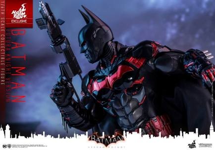 Hot Toys Batman Beyond (8)