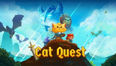 Cat Quest review – An impurrfect RPG with heart and cattitude 7