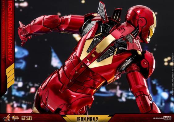 Hot Toys Iron Man Mark 4 (11)