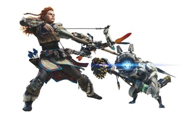 Monster Hunter World Kicks Off A Second Horizon Zero Dawn