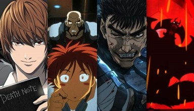 Want to watch Anime? Here are ten great series to get you started 4