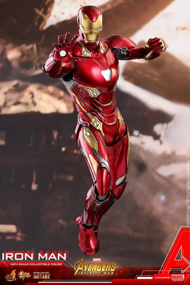 Iron Man Mark 50 18 Critical Hit