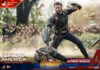 Hot Toys IW Captain America (18)