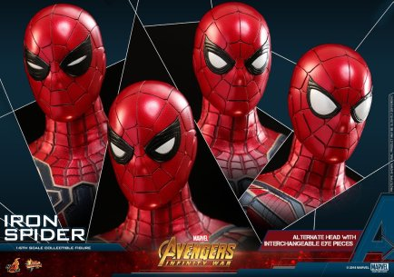 Hot Toys Iron Spider (18)