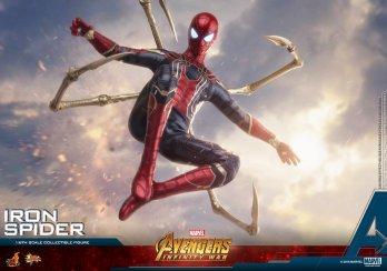 Hot Toys Iron Spider (19)