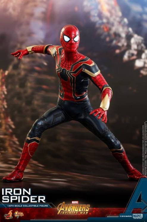 Hot Toys Iron Spider (21)