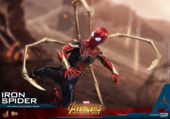 Hot Toys Iron Spider (25)